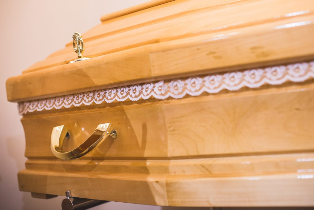 zakład pogrzebowy tren warszawa